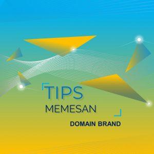 Tips Memesan Domain Brand